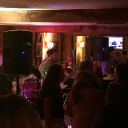 Manor Barn Farm - Band Night